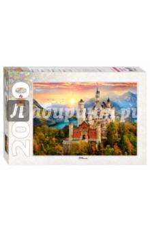 Puzzle-2000. Сказочный замок (84031) puzzle 2000 рододендроны adamus 29662