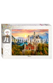 Puzzle-2000. Сказочный замок (84031) puzzle 2000 замок ужаса loup 26127