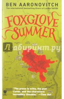 Foxglove Summer a walk in london