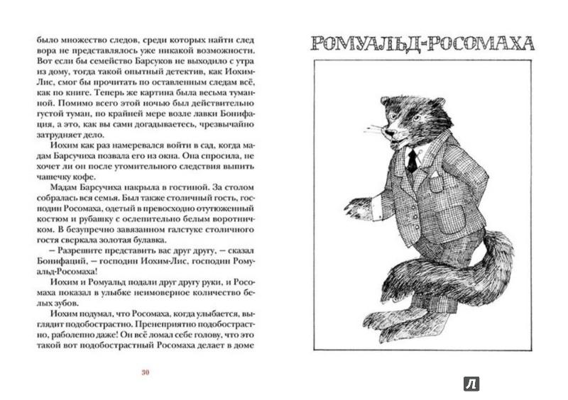 Иллюстрация 1 из 39 для Иохим-Лис - Детектив с дипломом - Ингемар Фьёль   Лабиринт - книги. Источник: Лабиринт