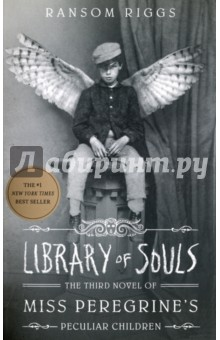 Library of Souls. The Third Novel of Miss Peregrine's Home for Peculiar Children knife