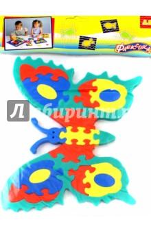 Мозаика Бабочка большая (45375) мозаика тетрис бабочка с2429 04