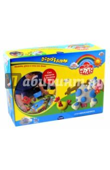 Набор для творчества Веселая ферма (373500) barneybuddy barneybuddy игрушки для ванны стикеры веселая ферма