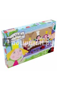 Ben & Holly's Little Kingdom. Пазл-24 Поздравление (02968) пазл 4в1 в королевстве ben