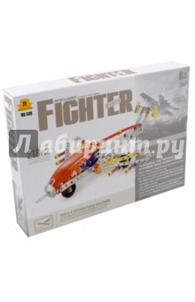 Конструктор  Истребитель Fichter 218 деталей (02786)