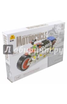 """Конструктор """"Мотоцикл"""" 205 деталей (02788)"""