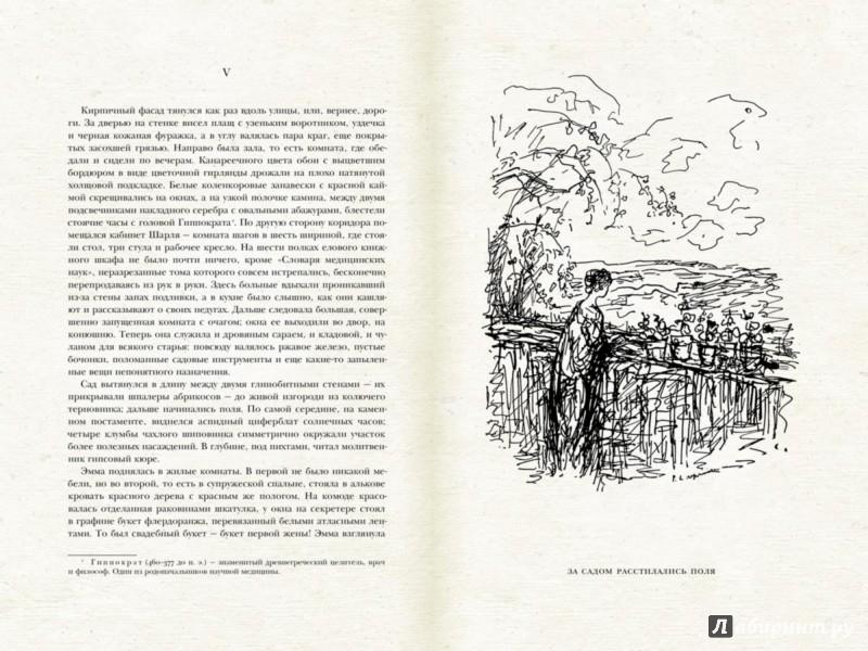 Иллюстрация 4 из 37 для Госпожа Бовари. Провинциальные нравы - Гюстав Флобер | Лабиринт - книги. Источник: Лабиринт