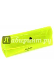 Пенал-косм. Neon,пластик,кнопка. (ISP0090) zipit пенал neon pouch цвет розовый