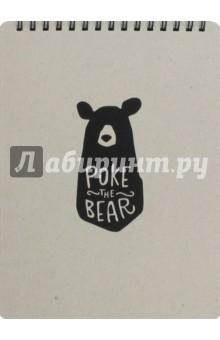 Альбом для рисования Kraft (40 листов, нелинованный, А5) (N1031) the art of kentaro nishino зайчики лицензия альбомы для рисования гребень 40 листов