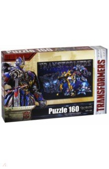 Пазл-160 Transformers (03286) пазл 160 элементов конь 03052