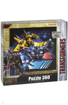 Пазл-360 Transformers (03289) пазл оригами арт терапия кошка 360 элементов