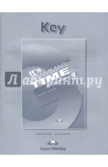 It's Grammar Time 4. Student's key. Ключи macmillan english grammar in context intermediate level with key cd rom