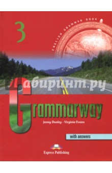 Grammarway 3. Book with Answers. Pre-Intermediate grammarway 4 teachers book intermediate книга для учителя