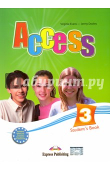 Access 3. Student's Book. Pre-Intermediate. Учебник access 3 student s book pre intermediate учебник