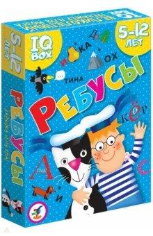 Купить Карточные игры. Ребусы (3107), Дрофа Медиа, Карточные игры для детей