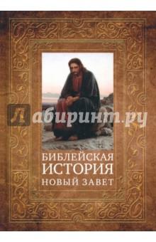 Библейская история. Новый Завет новый завет в изложении для детей четвероевангелие
