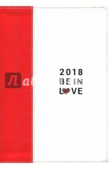 Ежедневник датированный на 2018 год, 176 листов, 14x20, City in love (AZ467) tms320f28335 tms320f28335ptpq lqfp 176