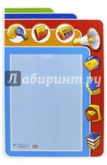 Стенд Универсальный для школы с карманом А4 стенд складной с дисплеем 10 а4 сочи