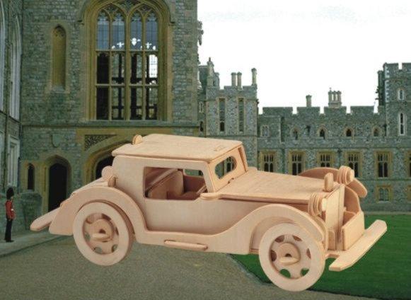 Иллюстрация 1 из 2 для Автомобиль Оберн 851 Sc | Лабиринт - игрушки. Источник: Лабиринт