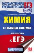 ЕГЭ. Химия. 10-11 классы. Справочное пособие в таблицах и схемах
