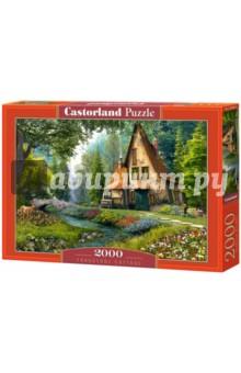 Puzzle-2000 Коттедж (C-200634) puzzle 2000 рододендроны adamus 29662