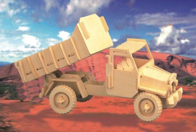 Иллюстрация 1 из 3 для Грузовик | Лабиринт - игрушки. Источник: Лабиринт