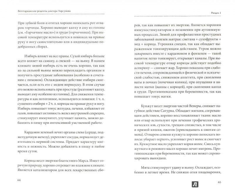 Иллюстрация 1 из 9 для Вегетарианские рецепты доктора Торсунова. Питание в Благости - Олег Торсунов | Лабиринт - книги. Источник: Лабиринт