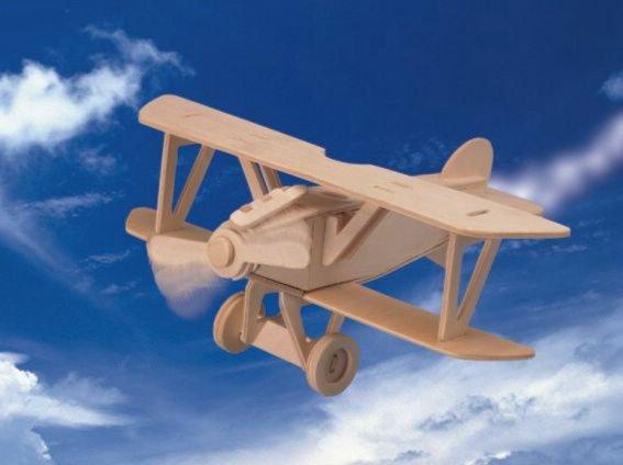 Иллюстрация 1 из 5 для Самолет-Альбатрос ДВ | Лабиринт - игрушки. Источник: Лабиринт
