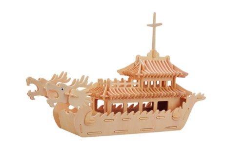 Иллюстрация 1 из 16 для Лодка Дракона (Р085)   Лабиринт - игрушки. Источник: Лабиринт
