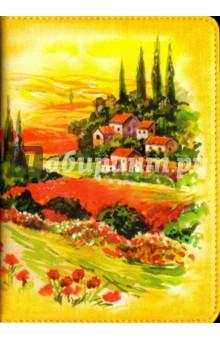 Ежедневник недатированный Живописный закат (96 листов, А6+) (45391) желай делай ежедневник