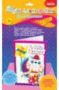 """3Д открытки мини """"Кот с вертушкой"""" (3272)"""