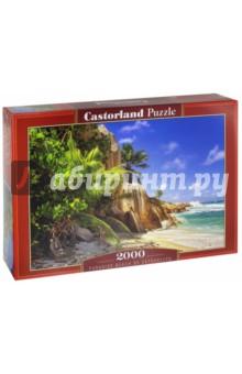 Купить Puzzle-2000 Сейшелы (C-200665), Castorland, Пазлы (2000 элементов и более)