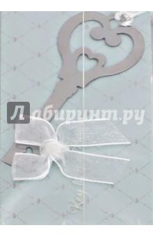 Закладка для книг Love (нержавеющая сталь) (44957) закладка для книг колокольчик