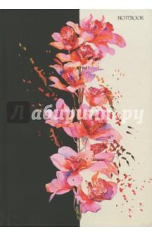 Книга для записей, 112 листов Акварельные цветы (КЗ51122388) этель еще сладкий цвета джокер лук квадрат случайных улица baodan женщин плечо сумка