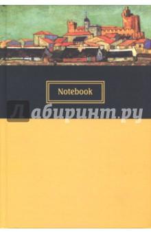 Записная книжка, 128 листов, А5+, СТАРЫЙ ГОРОД, (45621) записная книжка artefly а5 линейка петропавловская крепость черная afnc r3sp1 bk