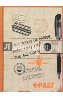 Блокнот Special delivery, А5 блокноты booratino деревянный блокнот а5