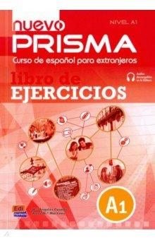 Nuevo Prisma. Nivel A1. Libro de ejercicios (+CD) nuevo prisma nivel b2 libro de ejercicios cd