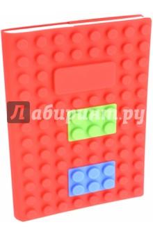 Блокнот 100 листов, силиконовый чехол (М-3578)