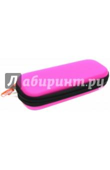 Пенал на молнии (21х8,5х4,5 см, розовый) (49100-26) кий для пула cuetec 1 рс черный 21 076 57 5