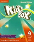 Kid's Box 2Ed 4 AB + Online Resources