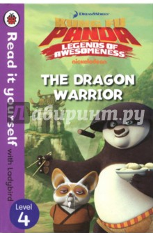 Kung Fu Panda: The Dragon Warrior (HB) the animals of kung fu panda starter level cd