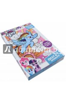 Пазл-24 My little pony. Радуга Дэш (03422)