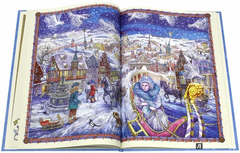 Иллюстрация 1 из 34 для Снежная Королева - Ханс Андерсен | Лабиринт - книги. Источник: Лабиринт