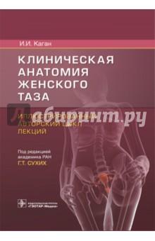 Клиническая анатомия женского таза. Иллюстрированный авторский цикл лекций цикл лыжи детские быстрики цикл