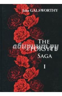 The Forsyte Saga. В 3-х томах. Том 1 голсуорси дж the forsyte saga to let сага о форсайтах сдается внаем