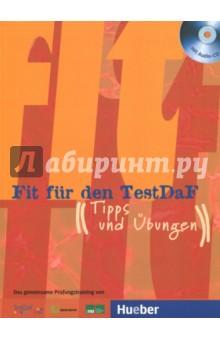 Fit fur den TestDaF. Tipps und Ubungen (+2 CD) fit cd 14e