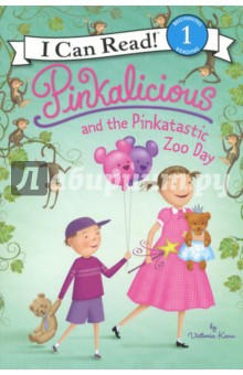 Pinkalicious and the Pinkatastic Zoo Day. Level 1. Beginning Reading collins essential chinese dictionary