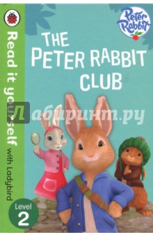 Peter Rabbit. The Peter Rabbit Club the salmon who dared to leap higher
