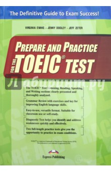 Prepare and Practice for the TOEIC Test. Student's Book with Answer Key gray e practice tests for the prelliminary english test teacher s book