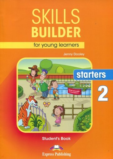 Skills Builder for young learners STARTERS-2 Учебн